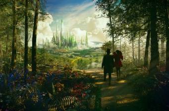 'Oz the Great and Powerful' best opening of 2013!