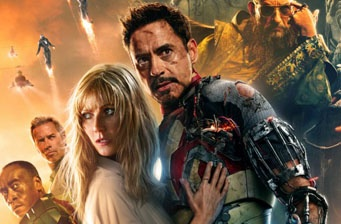 "Check out the new ""Iron Man 3"" poster!"