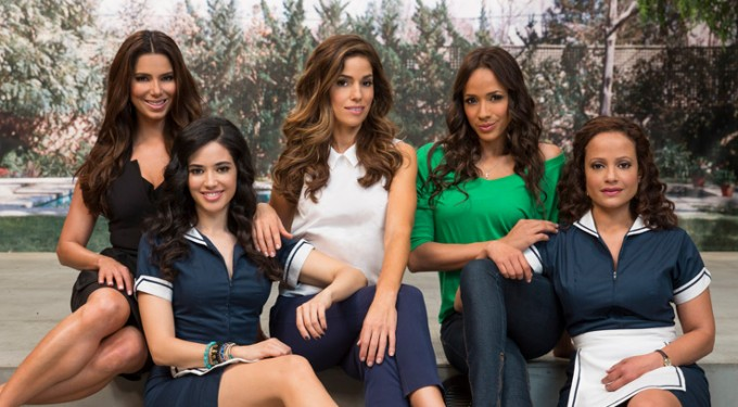 Lifetime's 'Devious Maids' will now air show in Spanish