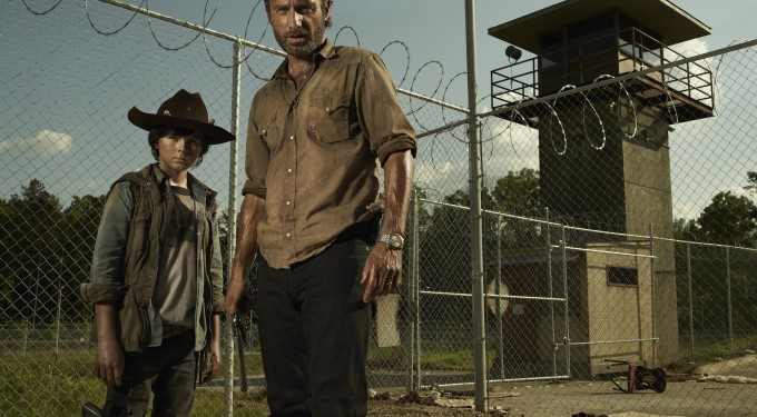 AMC's The Walking Dead Season 4 set for October 13