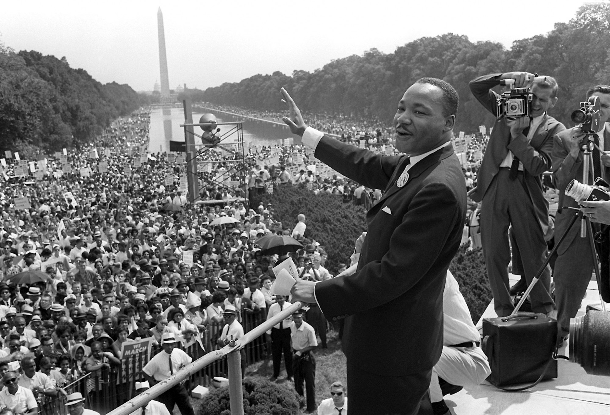 "To Celebrate ""I Have a Dream,"" 9 modern socially conscious songs"