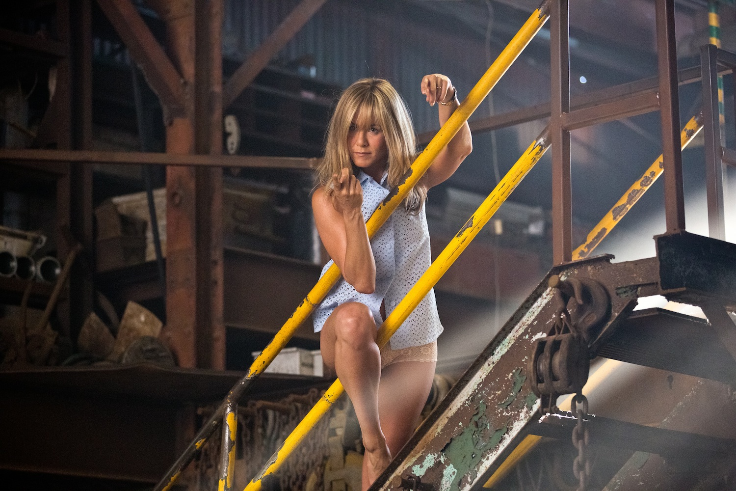 We Re The Millers 5 Questions With Aniston And Sudeikis