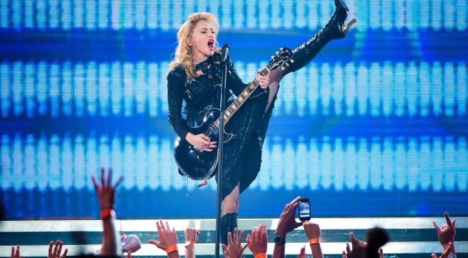 'Lengua, Cámara y Acción': WTF? Madonna Makes How Much!?