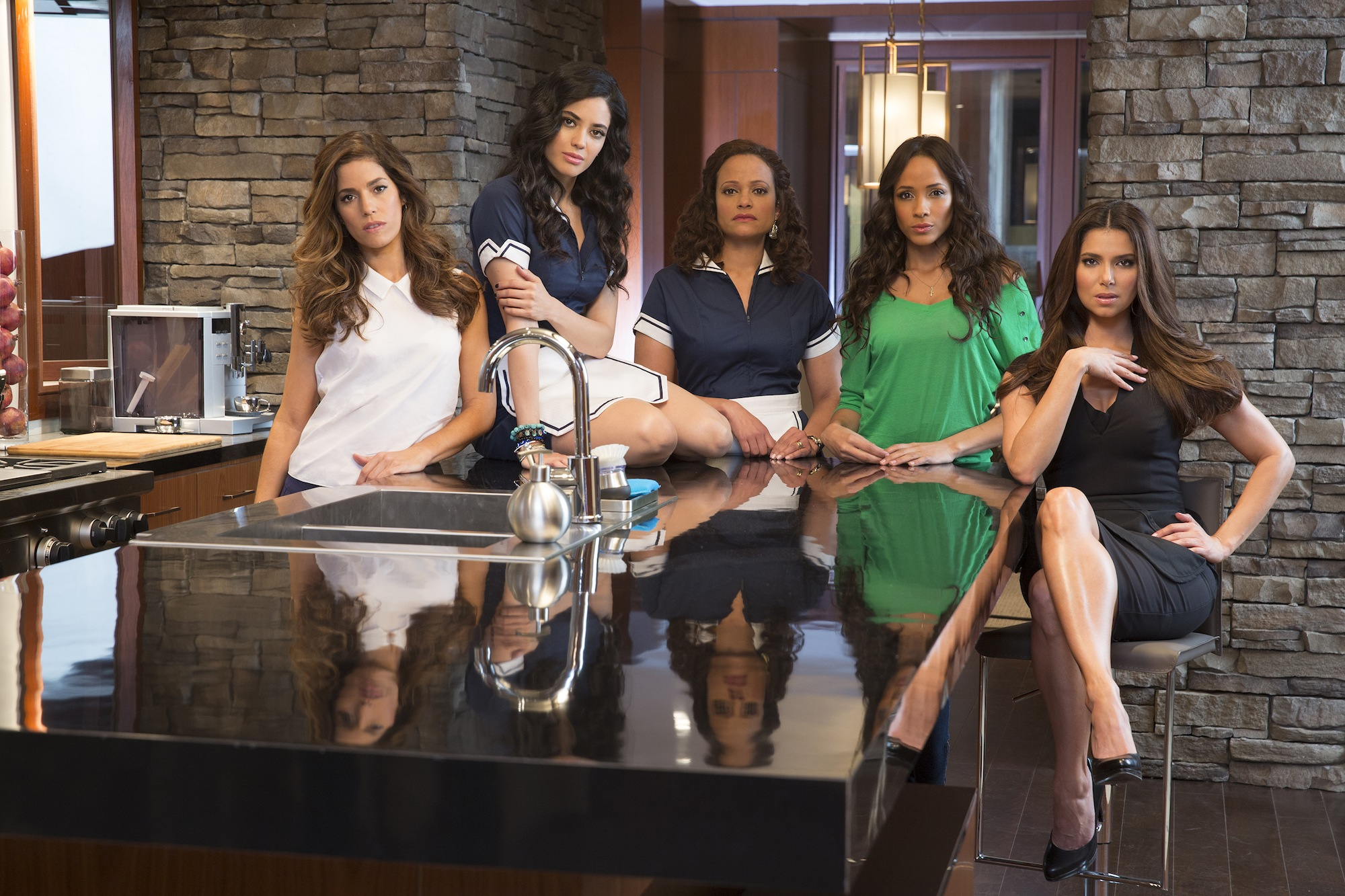 Will Lifetime Develop More Latino Programming Because Of The Success Of 'Devious Maids'?