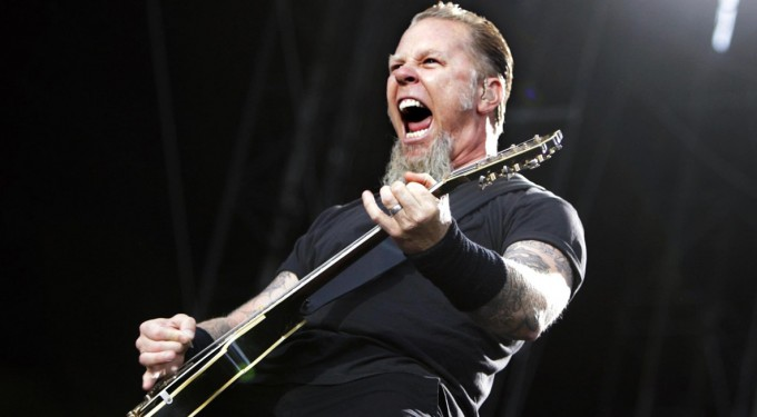 What Makes The Perfect Pre-Game Song? Metallica Knows