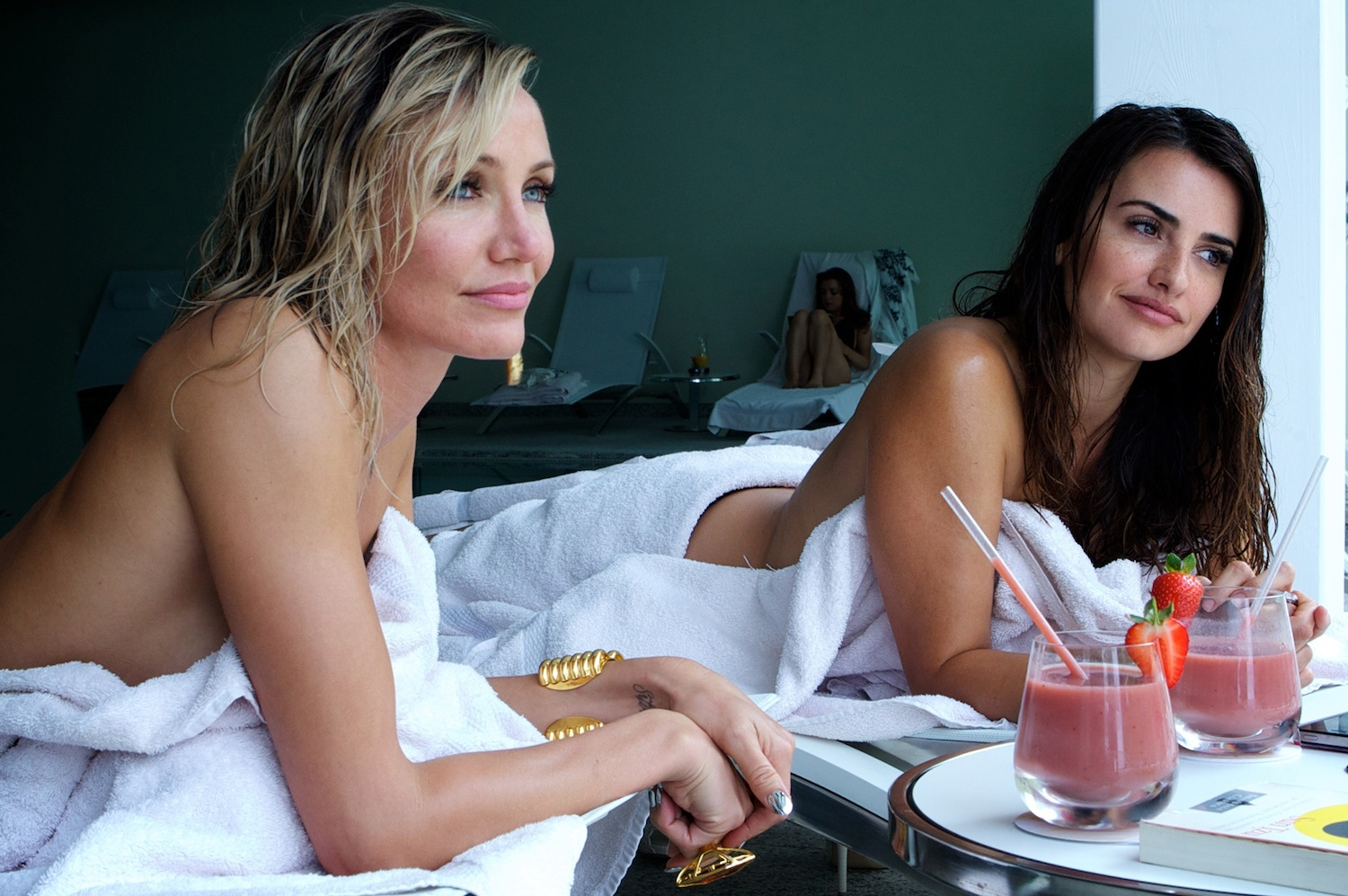 'The Counselor': New Pics Of Cameron Diaz, Penélope Cruz