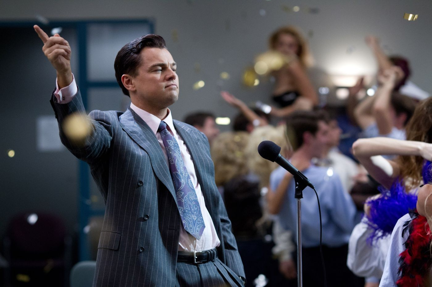 New Trailer: 'The Wolf Of Wall Street'