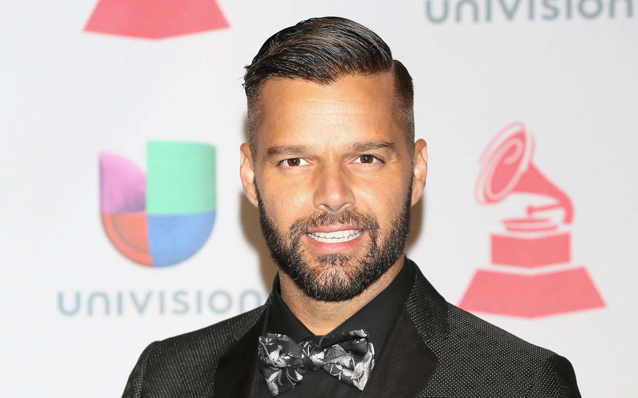 Happy B-Day Ricky Martin Week! 5 Of His Best Hairdos & Songs