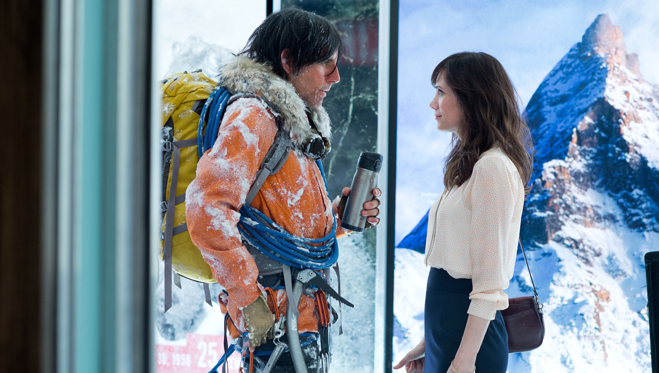The Secret Life Of Walter Mitty (Movie Review)
