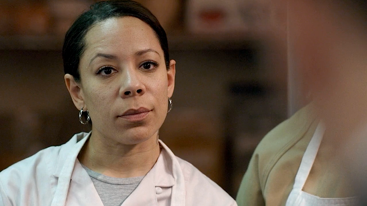 "Exclusive: Selenis Leyva talks ""Orange Is The New Black""!"
