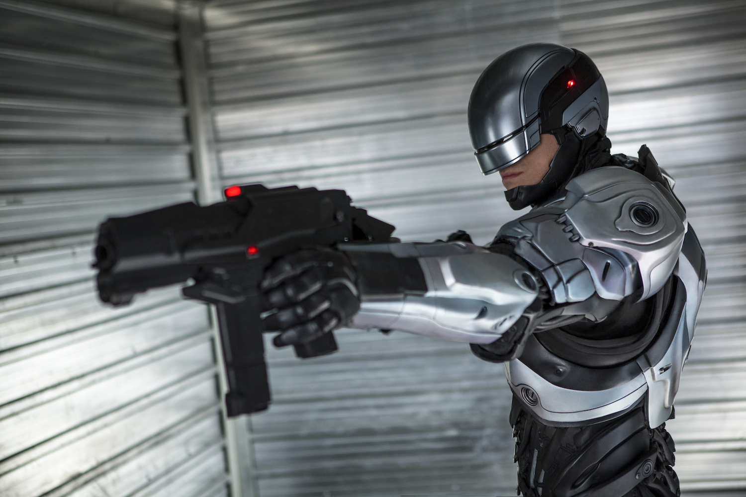 This Week In Movies: 'Robocop,' 'About Last Night' 'Endless Love'