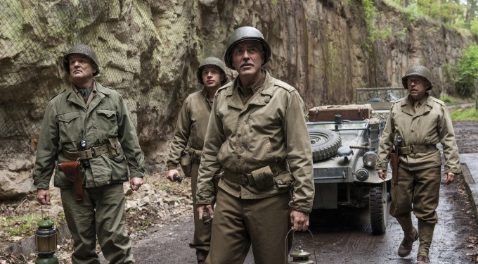 The Monuments Men (Movie Review)