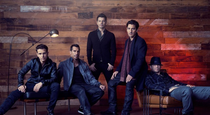 At 40, NKOTB Refuses To Slow Down With 2014 European Tour