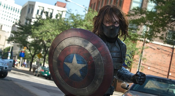 This Week In Movies: 'Captain America 2,' 'Under The Skin,' 'Afflicted'
