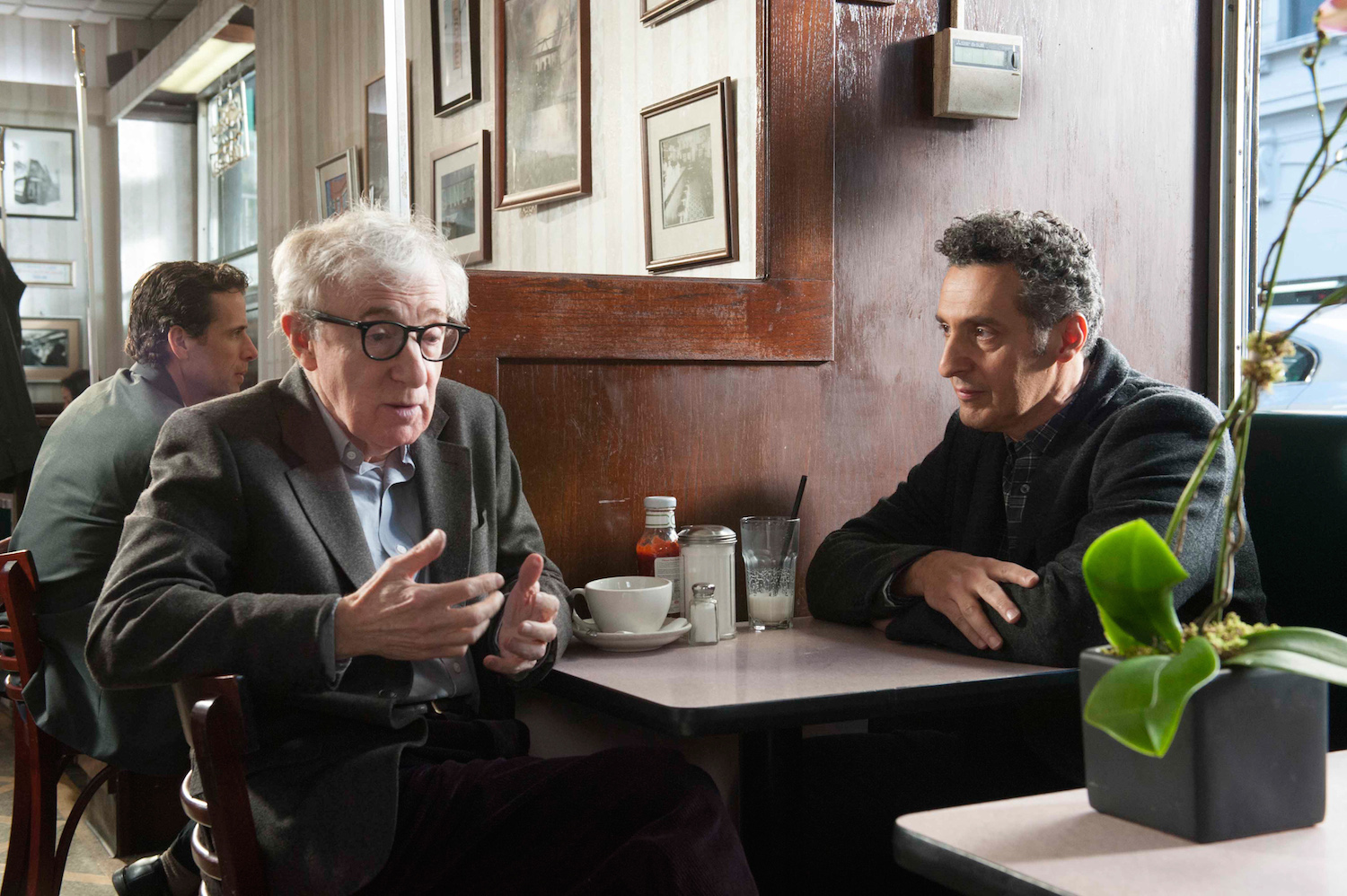 This Week In Movies: 'Transcendence,' 'Fading Gigolo,' 'Heaven Is For Real'