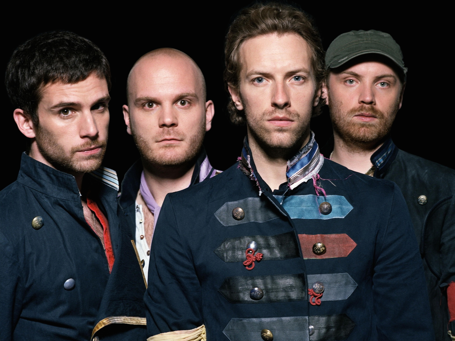 "Coldplay Will Premier New Album ""Ghost Stories"" On NBC Special"
