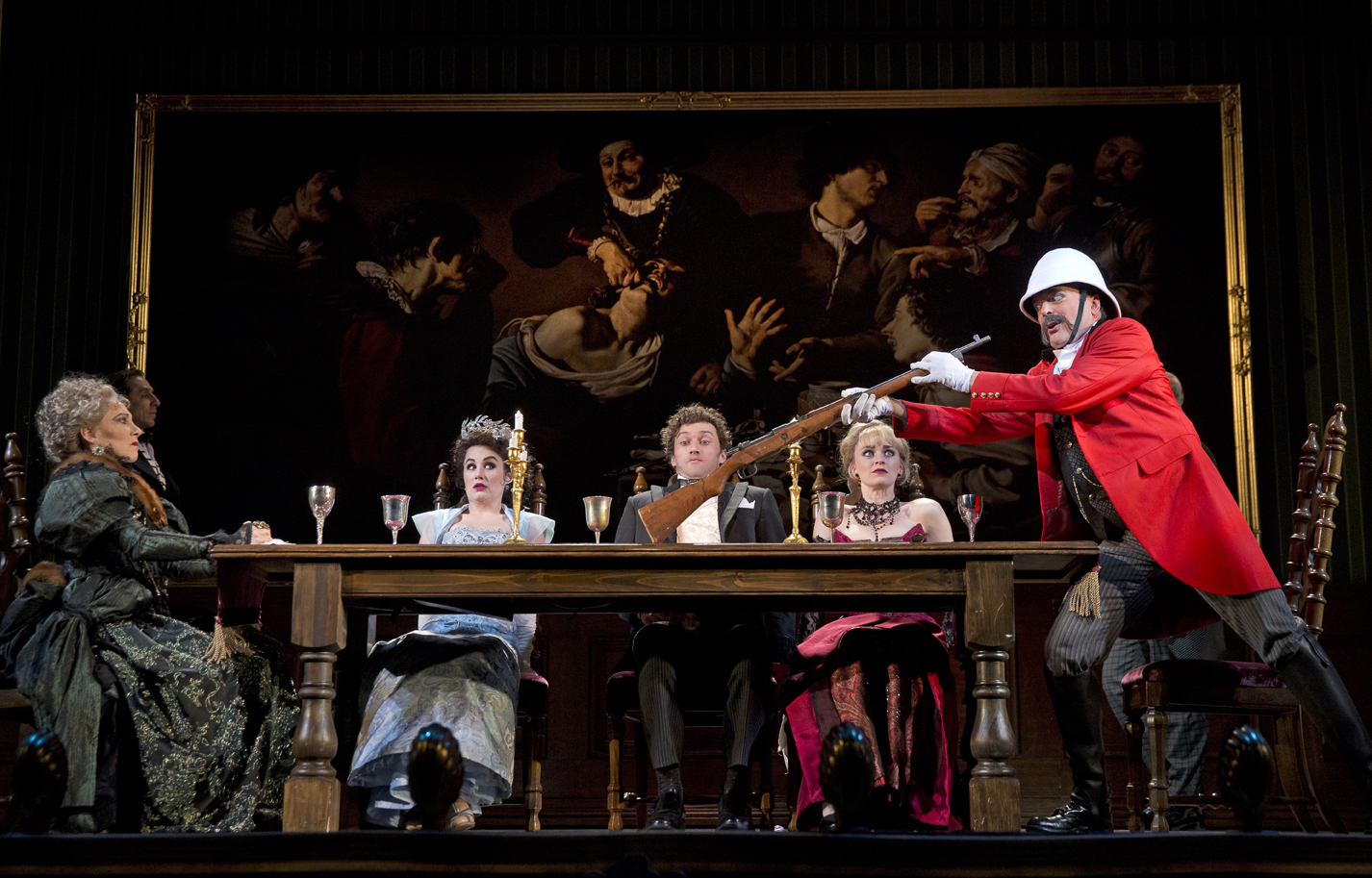 """A Gentleman's Guide to Love & Murder"" Leads 2014 Outer Critics Circle Awards Nominees"