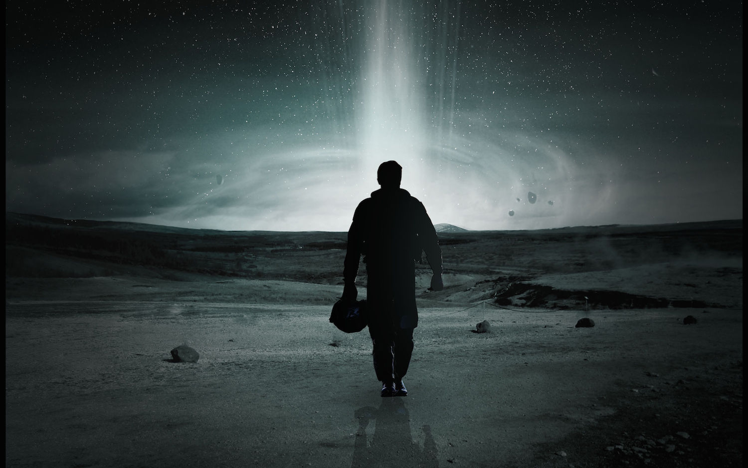 "New Teaser Poster Of Christopher Nolan's ""Interstellar"""
