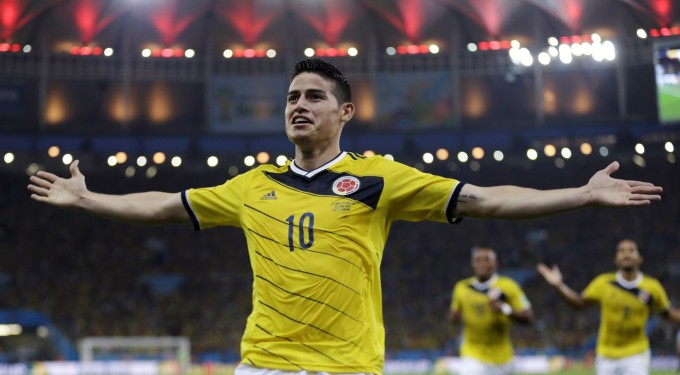 How Colombia's James Rodriguez Became A Global Pop Star