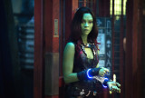 Zoe Saldana in 'Guardians Of The Galaxy'