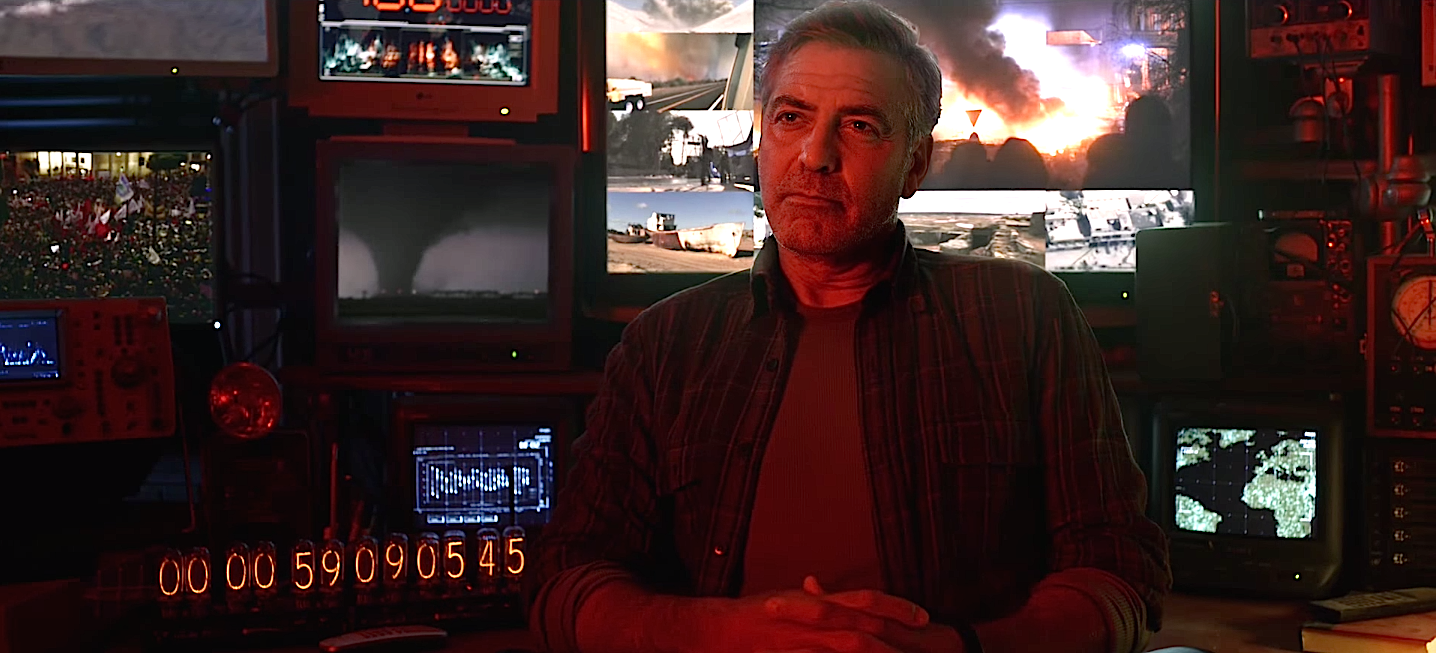 George Clooney in Disney's 'Tomorrowland'