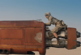 Still of Daisy Ridley in Star Wars: Episode VII - The Force Awakens