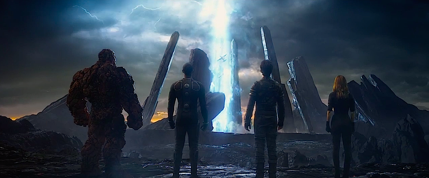Watch The New 'Fantastic Four' Reboot Trailer!