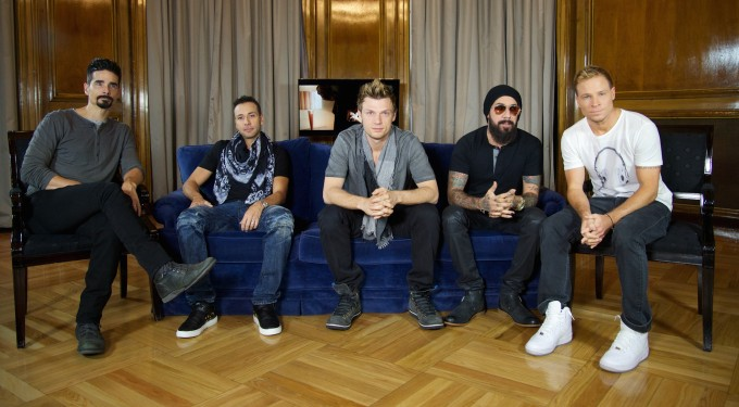 Backstreet Boys: Show 'Em What You're Made Of (Movie Review)