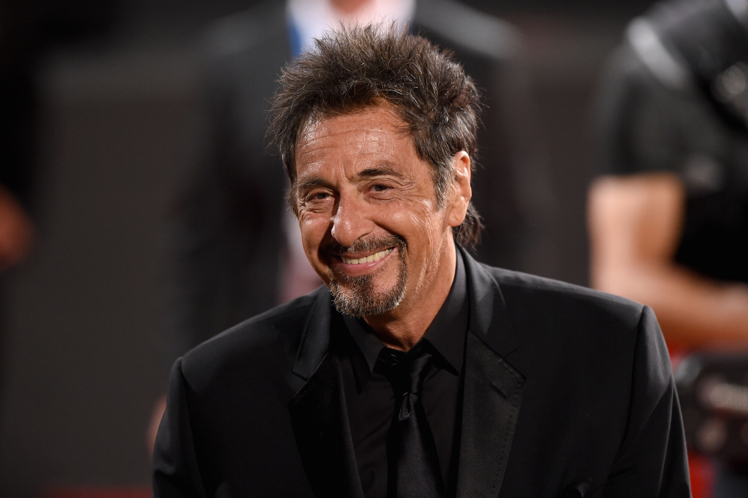 Al Pacino Comes Back To Broadway In 'China Doll'
