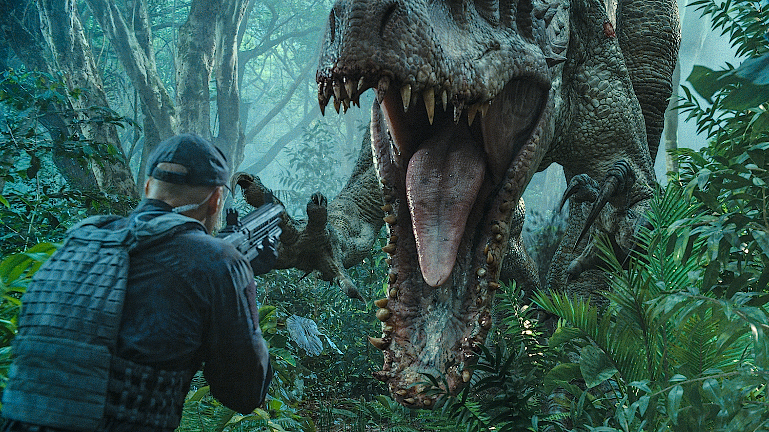 Jurassic World (Movie Review)