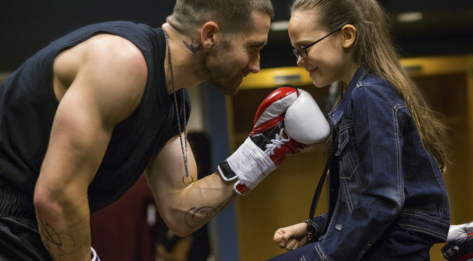 This Week In Movies: 'Southpaw,' 'Paper Towns,' 'Pixels'