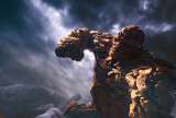 The Thing from 'The Fantastic Four' reboot