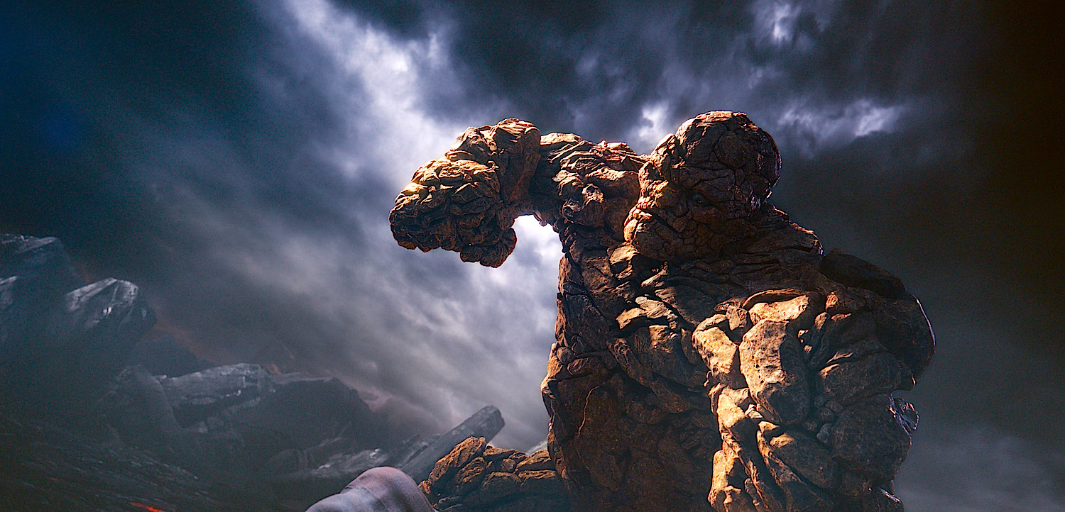 Fantastic Four (Movie Review)