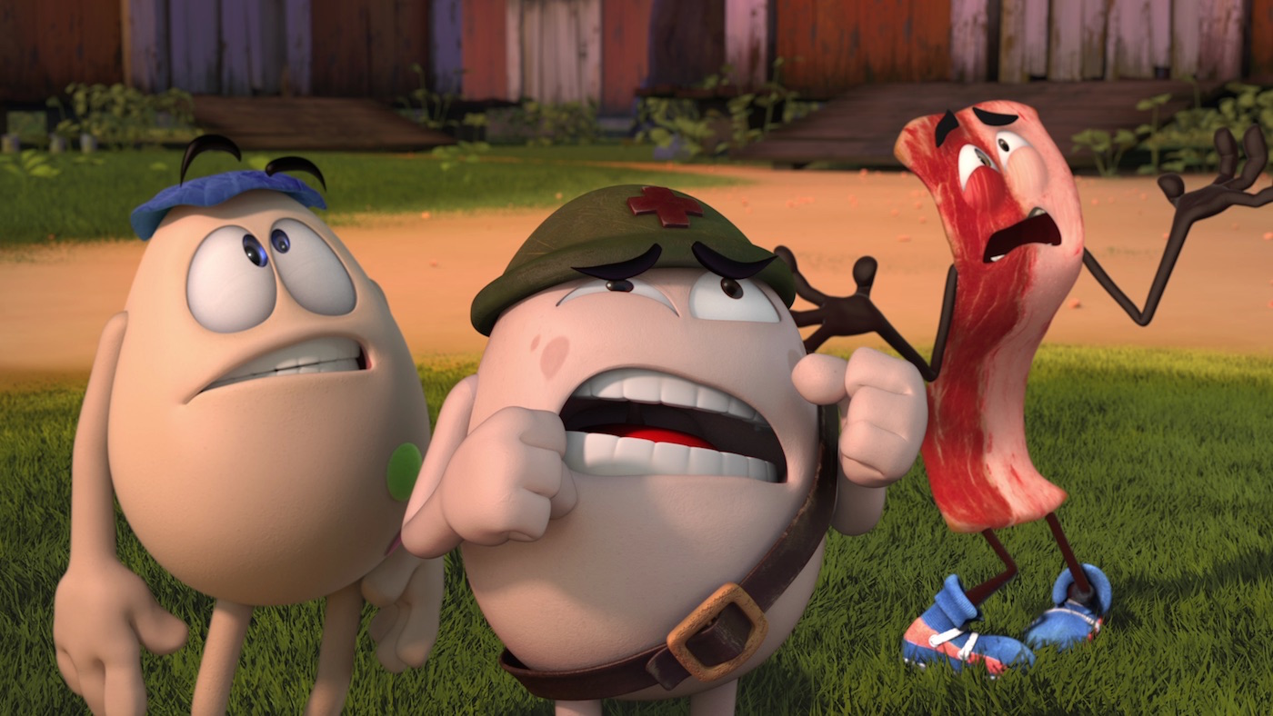 Our Q&A With Bruno Bichir On Hispanic Animated Movie 'Un Gallo Con Muchos Huevos'