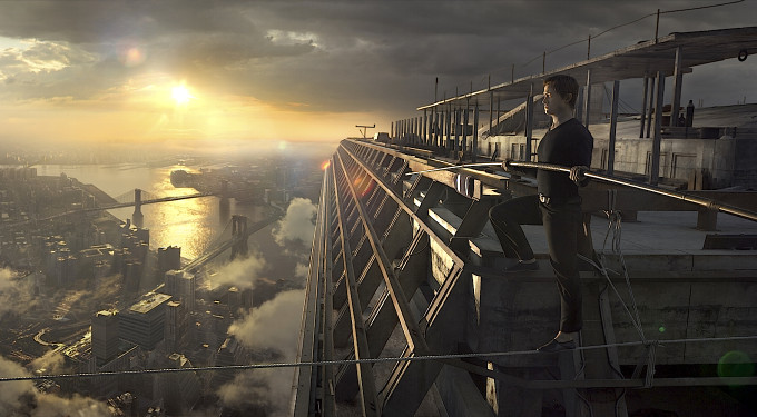 The Walk (Movie Review)