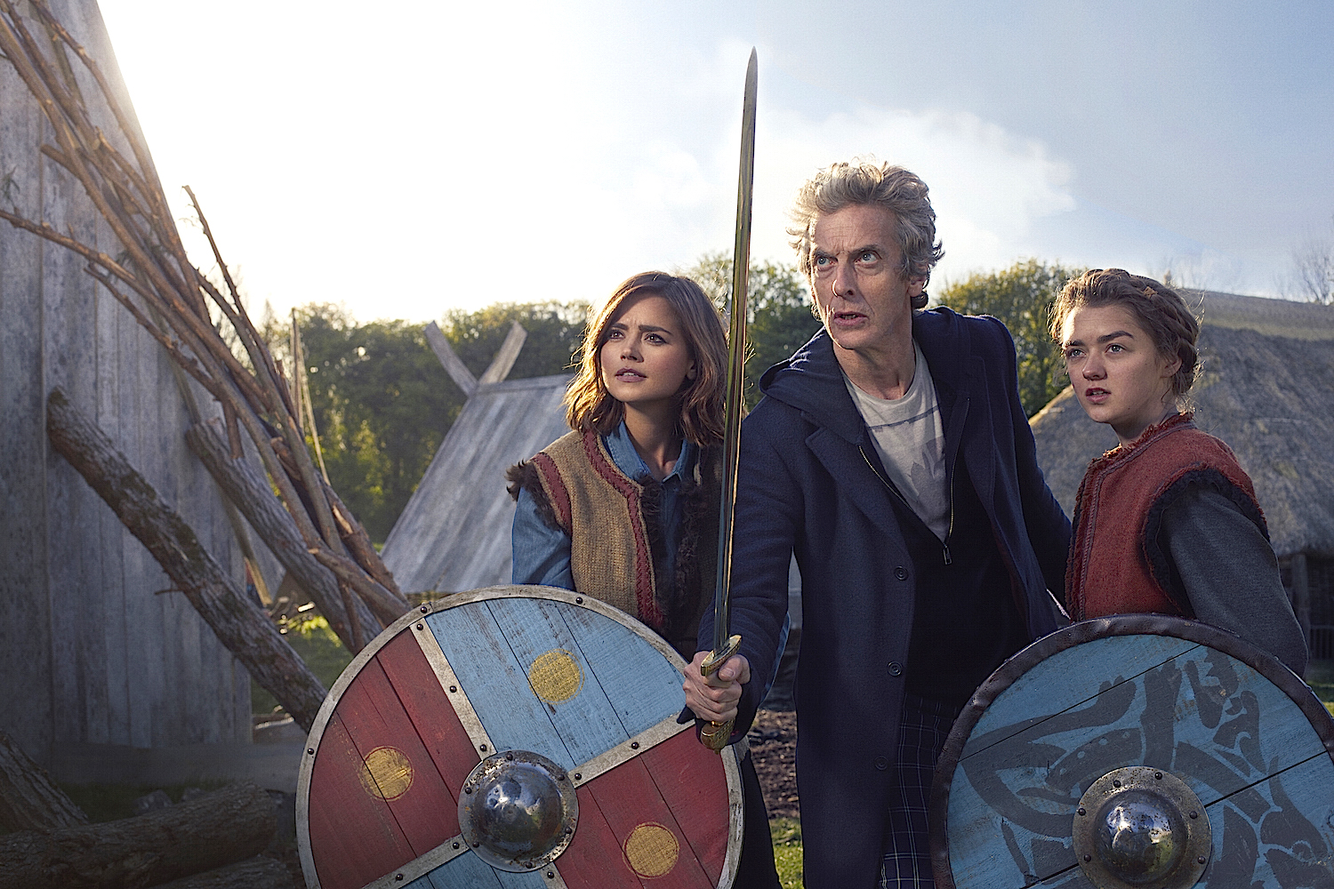 BBC America Releases 'Doctor Who' First Look Video With Guest Star Maise Williams