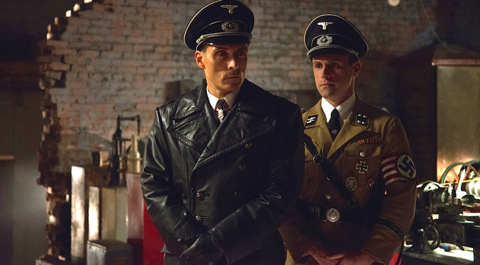 Amazon's 'Man in the High Castle': Executive Producer Frank Spotnitz Discusses Nazi Occupation