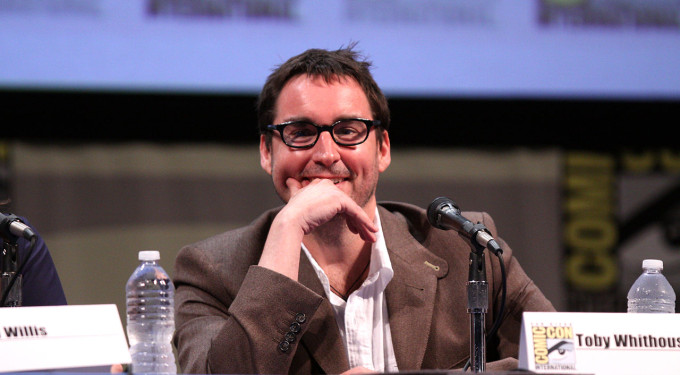 NYCC2015: Toby Whithouse Wants To Write A War Doctor / 12th 'Doctor Who' Crossover