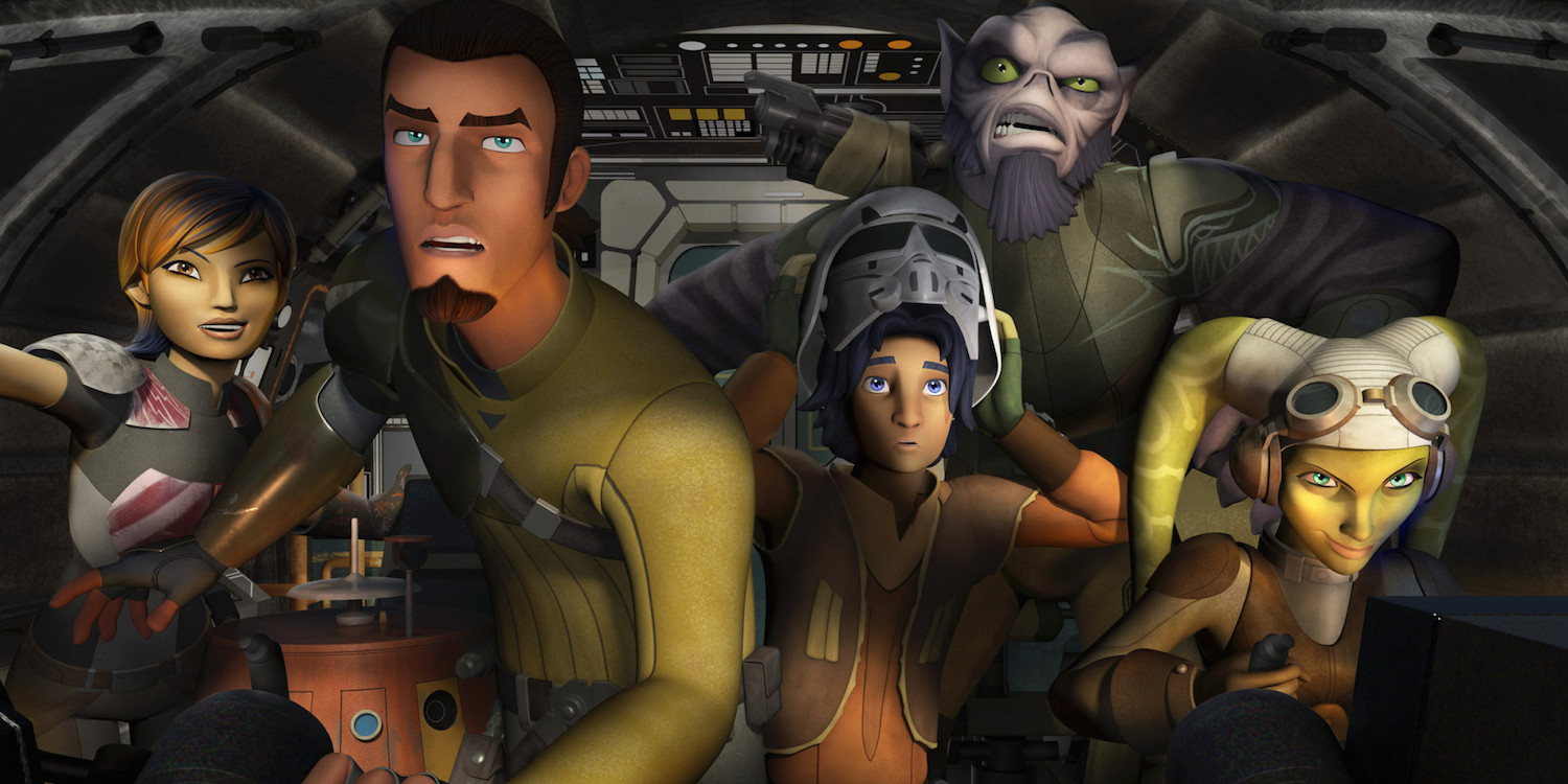 Did Dave Filoni Reveal 'Star Wars Rebels' Character Will Appear in 'Rogue One'?
