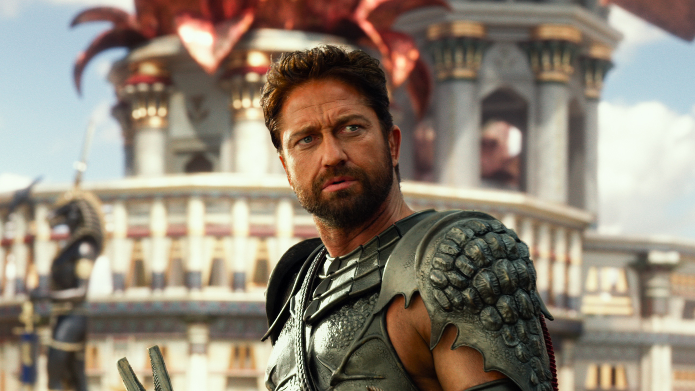 This Week In Movies: 'Gods of Egypt,' 'Triple 9,' 'Crouching Tiger'
