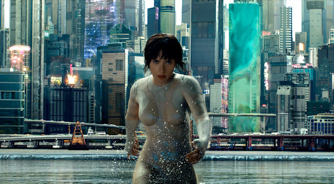 This Week In Movies: 'Ghost In The Shell,' 'The Boss Baby'