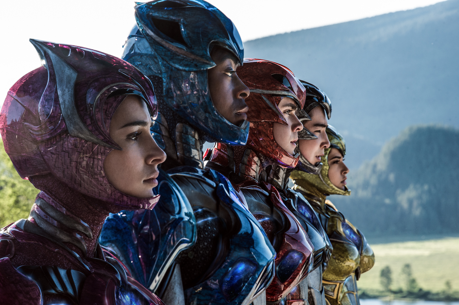 This Week In Movies: 'Power Rangers,' 'Life,' 'CHiPs,' 'Wilson'