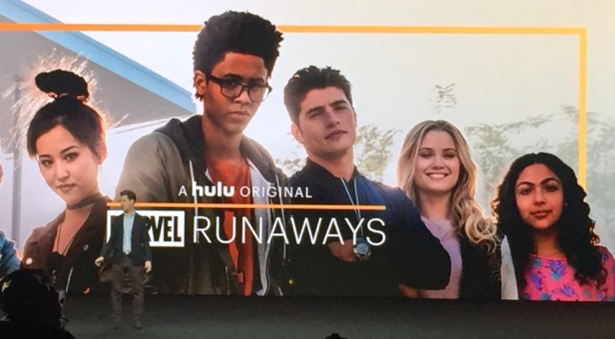 Exclusive: First Look Trailer at Marvel's 'Runaways' on Hulu