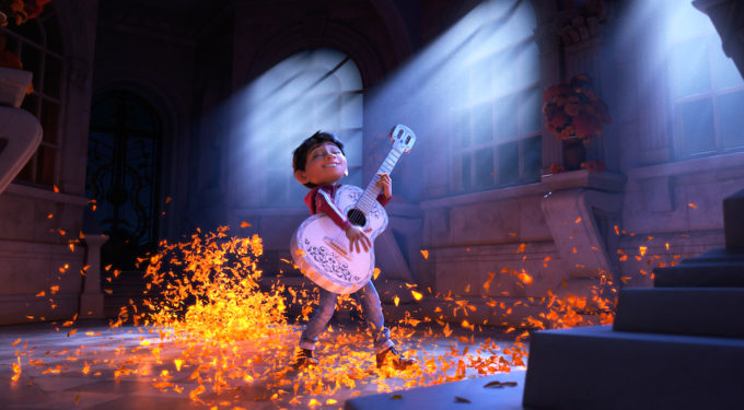 Pixar's 'Coco' Announces All-Latino Voice Cast, Reveals New Poster