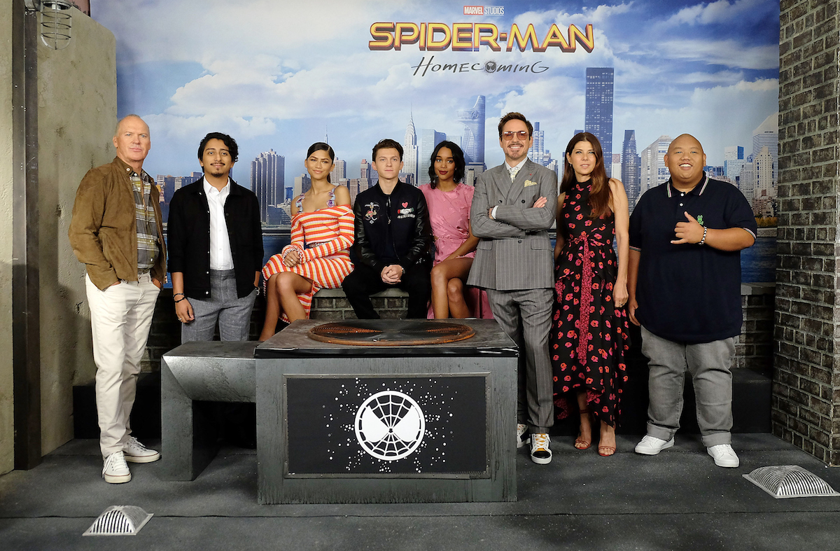 Diverse Cast Applauded On 'Spider-Man: Homecoming' NYC Press Conference