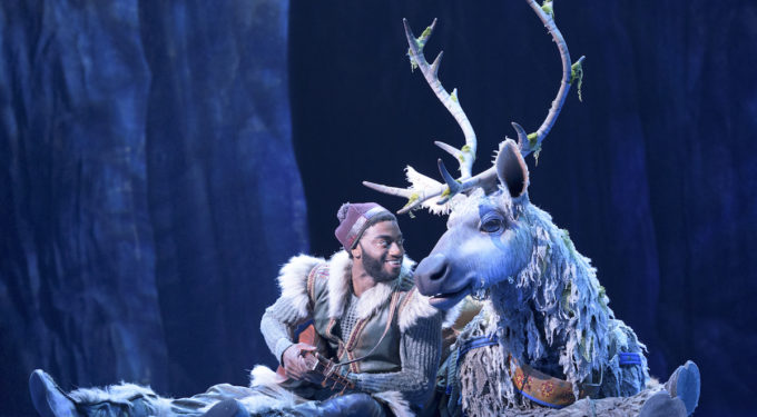 Disney's 'Frozen' Broadway Musical: The First Official Production Photos