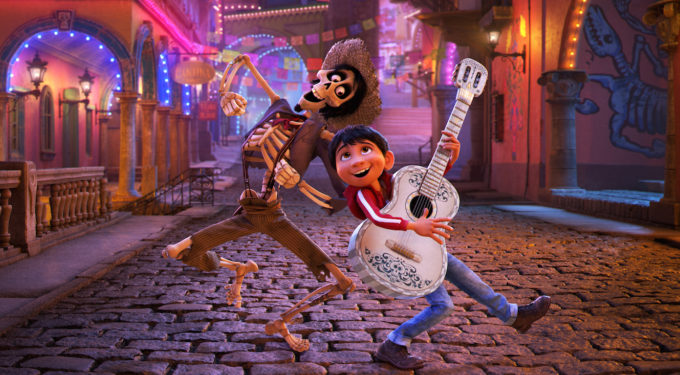 The Latino Significance of Pixar's 'Coco'