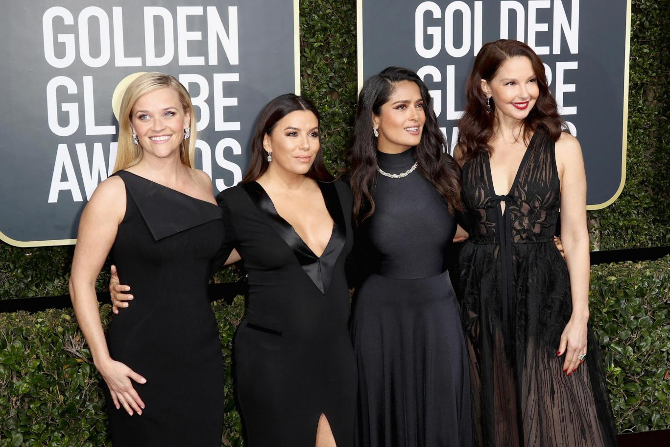 Time's Up! The 2018 Golden Globes' Branded In Reclamation, Inclusivity and Purpose