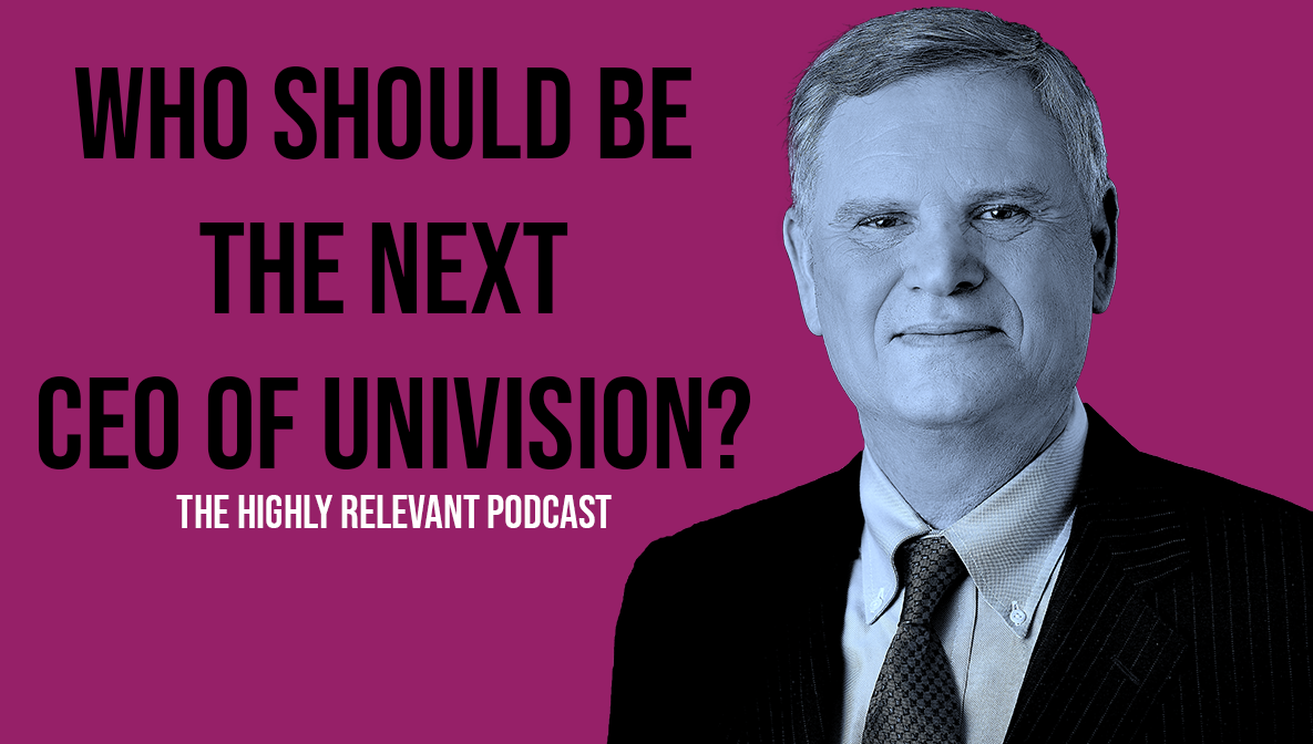 PODCAST: NALIP's Ben Lopez On Next Univision CEO, Latinos Breaking Into Hollywood, U.S Hispanic Stories