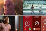 Avengers, Childish Gambino, Breaking In, Robocalls